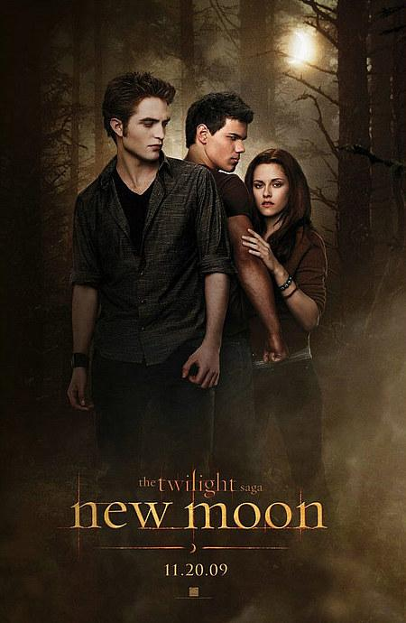"""New Moon"" Poster Debuts"
