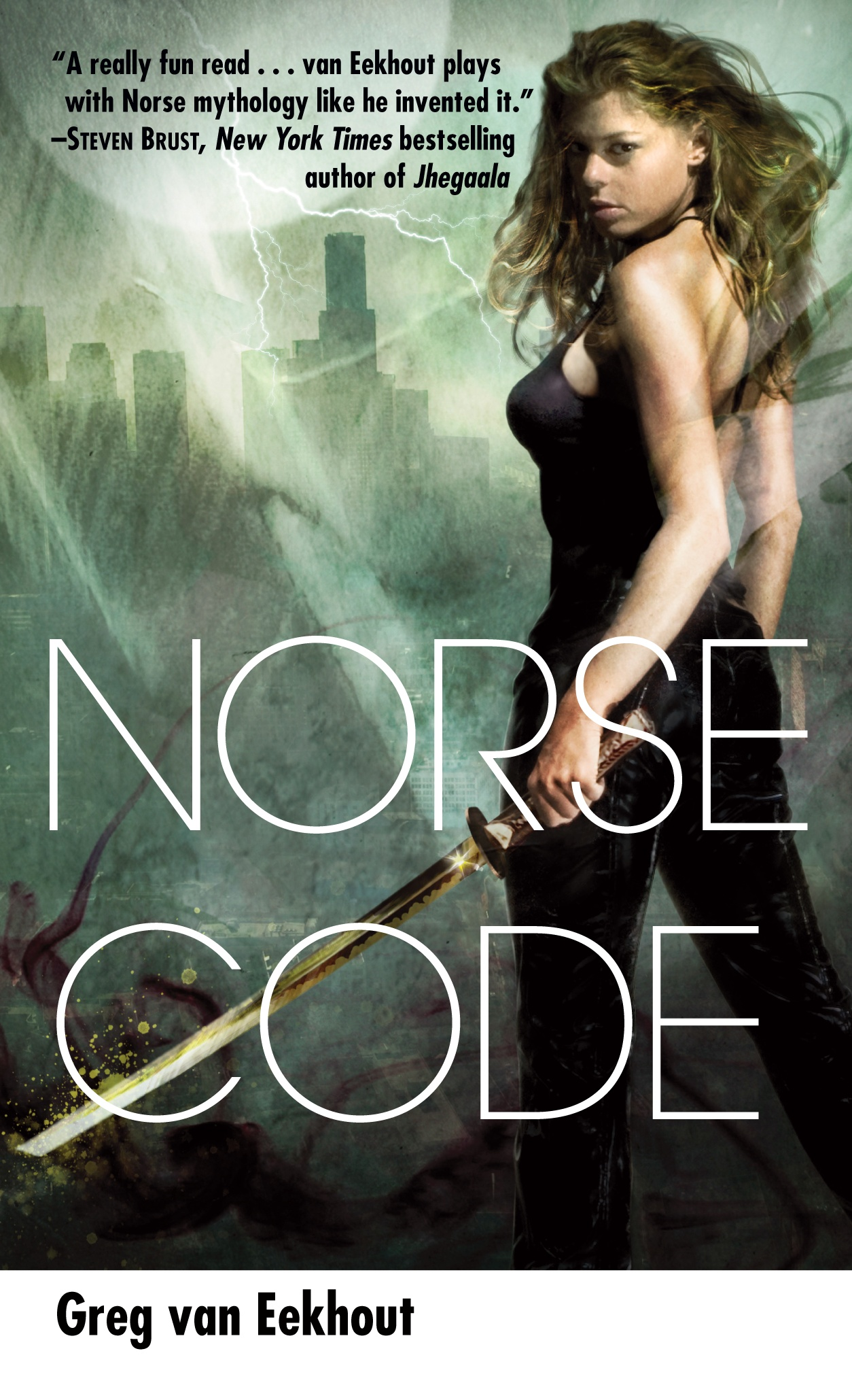 "Preview ""The Norse Code"""