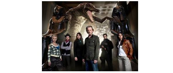 """Primeval"" Season Three Debuts Saturday on BBC America"
