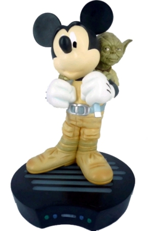 """Star Wars"" Disney Figures Coming"