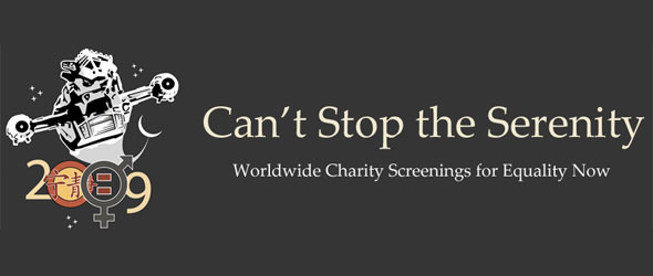 Slice of SciFi Interview: Can't Stop the Serenity 2009