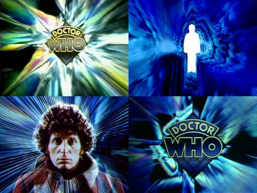 """Doctor Who"" Opening Credits To Go Old School"