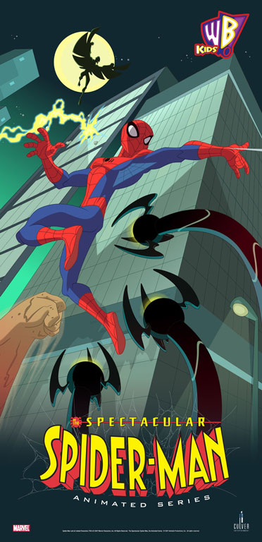 """Spectacular Spider-Man"" Season Two — A Slice of SciFi Review"