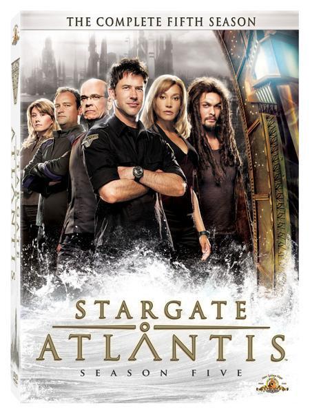 """Stargate: Atlantis"" Season Five Contest"
