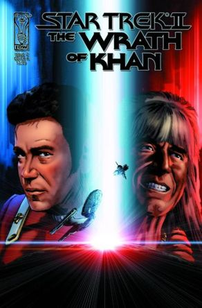 """Wrath of Khan"" Comic Book Debuts"