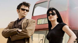 """""""Doctor Who: The Planet of the Dead"""" — A Slice of SciFi DVD and Blu-Ray Review"""