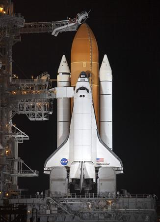 Endeavour Launch Rescheduled