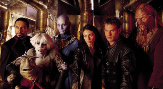 """Farscape"" Coming Back to DVD"