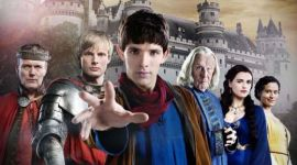 """Syfy Picks Up """"Merlin"""" Season 4"""