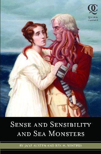 """Sense and Sensibility and Sea Monsters"""