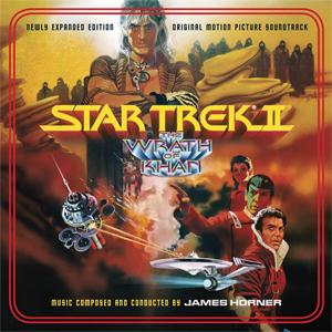 """""""Star Trek II: The Wrath of Khan"""" Full Soundtrack"""