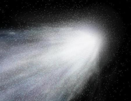 Comet Has Traces of Building Blocks of Life