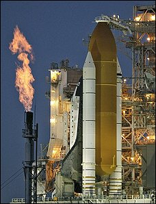 Faulty Valve Delays Shuttle Launch