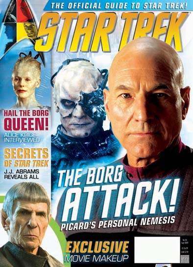 A SoSF Sneak Peek: Star Trek Magazine #20