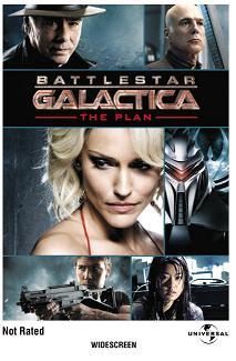 """Battlestar Galactica: The Plan"" Coming to DVD, Blu Ray"