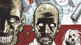"""""""Walking Dead"""" First Issues Sells for $10,000"""