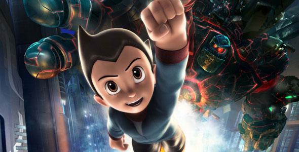 "Latest ""Astro Boy"" Trailer"