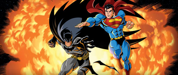 """Superman/Batman: Public Enemies"" now on DVD"