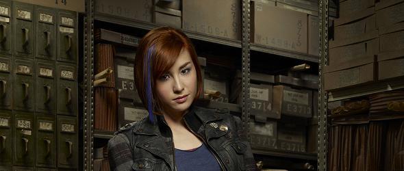 "Slice of SciFi #230: Interview with Allison Scagliotti (""Warehouse 13"")"