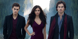 """The Vampire Diaries"" — A Slice of SciFi Review"