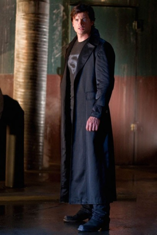 """Producer Kelly Souders of """"Smallville"""" — A TV Guide On-Line Interview"""