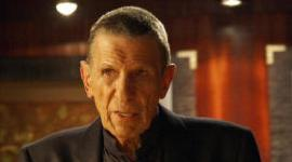 "Nimoy Comes Out of Retirement With ""Bang"""