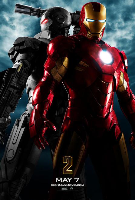 """Iron Man 2"" Teaser Poster Debuts"