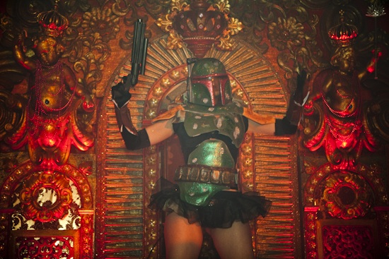"L.A. Club Features ""Star Wars"" Burlesque"