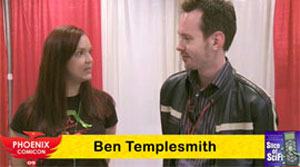 Phoenix Comicon 2009: Interview with Ben Templesmith Sam Roberts chats with the comics artist about latest projects
