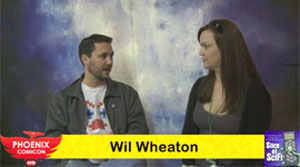 "<span class=""entry-title-primary"">Phoenix Comicon 2009: Interview with Wil Wheaton</span> <span class=""entry-subtitle"">Sam Roberts chats with the actor, writer & overall geek icon</span>"