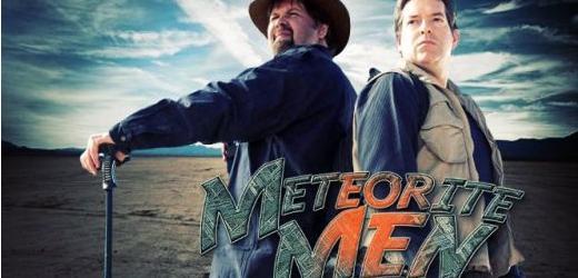 "Slice of SciFi #260: Conversation with Geoff Notkin and Steve Arnold (""Meteorite Men"")"
