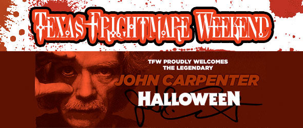 Slice of SciFi #262: Texas Frightmare Weekend