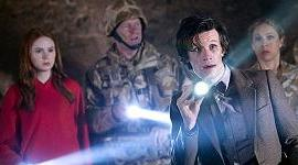"""""""Doctor Who: The Time of Angels"""" — A Slice of SciFi Review"""