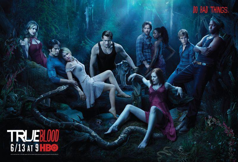 "HBO Releaes ""True Blood"" Season Three Poster"