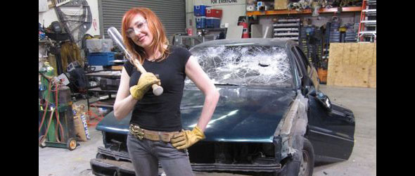 """Slice of SciFi #265: Interview with Kari Byron (""""Mythbusters"""")"""