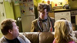 """Doctor Who: """"The Lodger"""" — A Slice of SciFi Review"""