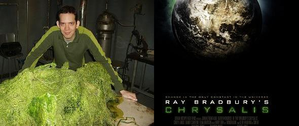 "Slice of SciFi #276: Conversation With Roger Lay, Jr (Producer, ""Ray Bradbury's Chrysalis"")"