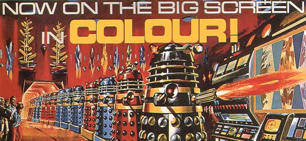 "Summer of SciFi: ""Doctor Who and the Daleks"""