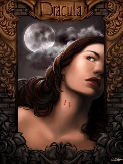 """""""Dracula"""" Goes Interactive on iPad"""