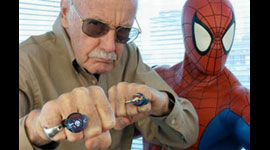 Slice of SciFi #285: Interview with Stan Lee