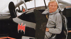 Adam West — A Slice of SciFi Interview