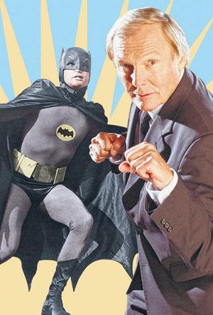 Adam West: Batman