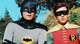 Coming to DVD: Original Batman TV Show