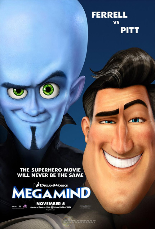 """""""Megamind"""" — A Hollywood Reporter Review"""