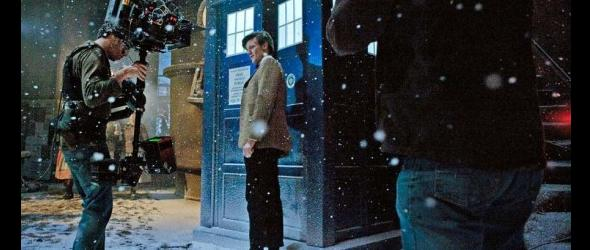 """BBC America Will Air """"Doctor Who"""" Christmas Special on Christmas"""