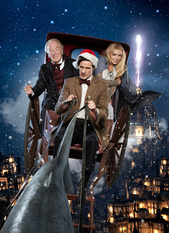 "Doctor Who: A Christmas Carol"" — A Slice of SciFi Review 