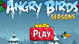 Angry Birds Sees 6.5 Million Downloads on Christmas
