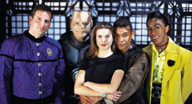 """Craig Charles Confirms More """"Red Dwarf"""" On the Way"""