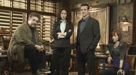 """Warehouse 13"" Opens Its Doors for Season 3"