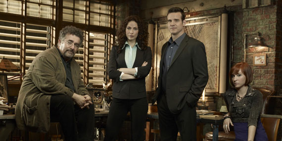 """""""Warehouse 13"""": Season Two — A Slice of SciFi Review"""